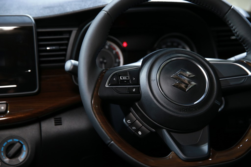 All new Suzuki ERTIGA - J1DX0094