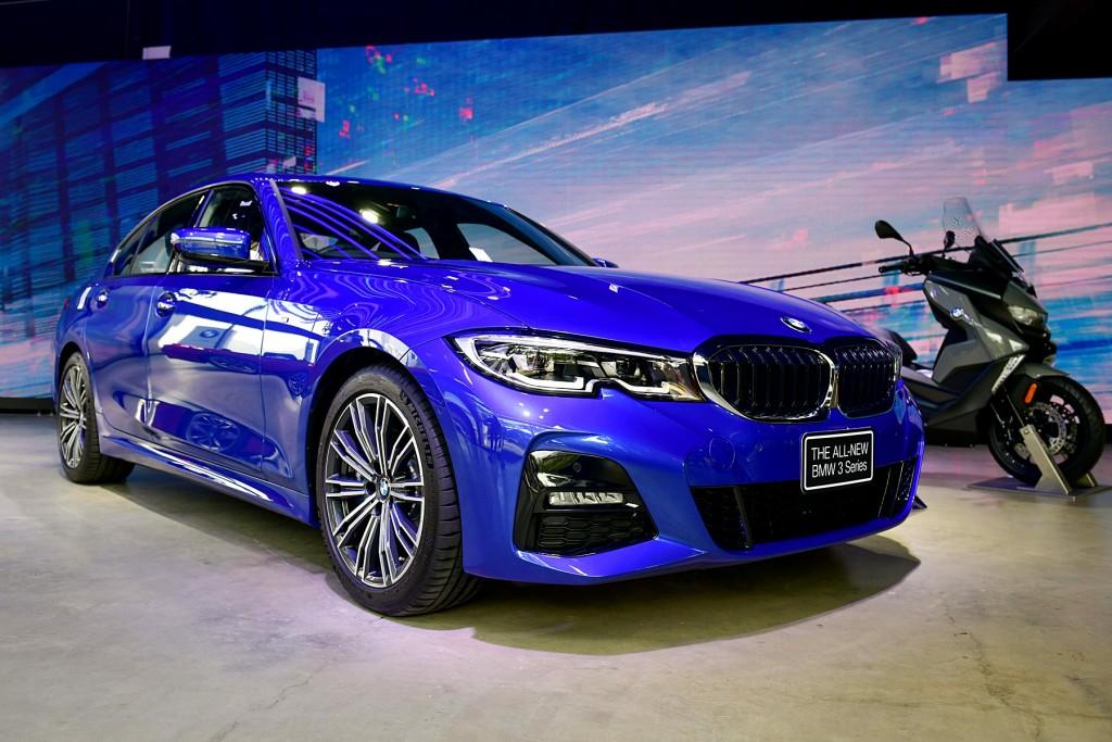 BMW Annual Press Con (7) BMW 330i M Sport