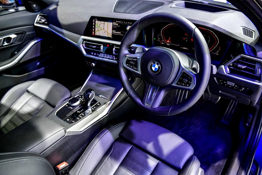 BMW Annual Press Con (8) BMW 330i Msport