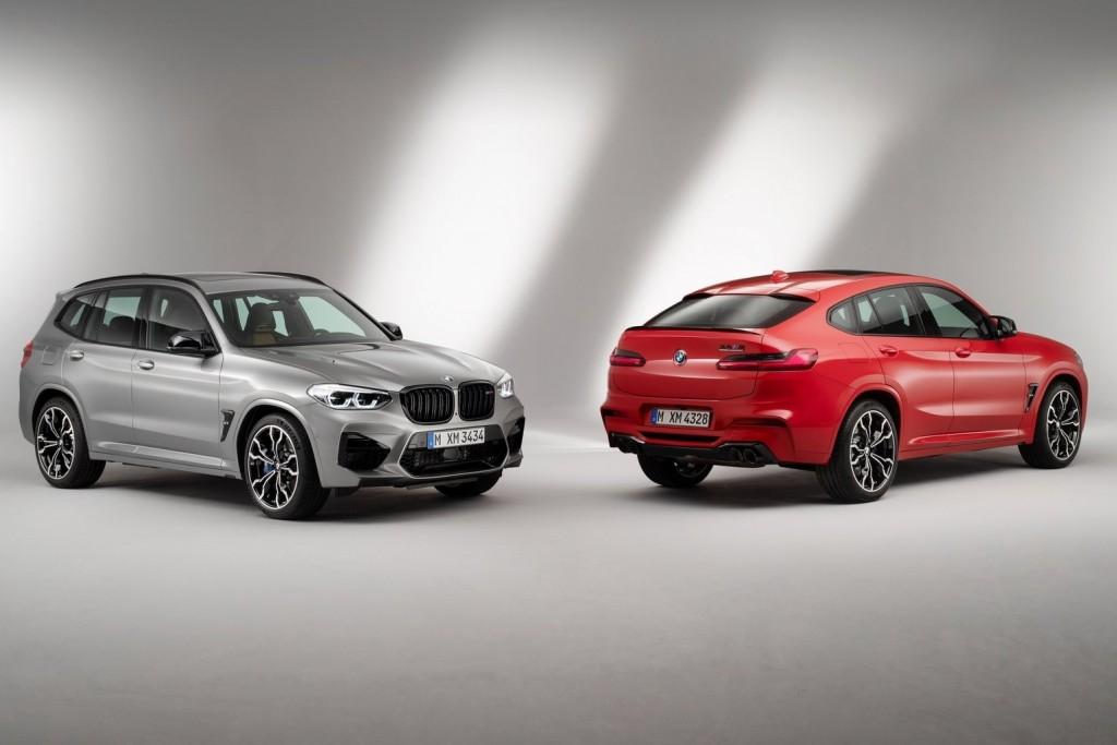BMW X3/X4 M Competition ได้เวลาตัวลุยรับรหัส M แบบเต็มตัว !! พละกำลัง 503 แรงม้า อัตราเร่ง 0-100 กม./ชม. ใน 4.0 วินาที
