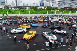 โพร์เช เอเชียแปซิฟิค ปี 2018 ส่งมอบรถ 2,147 คัน