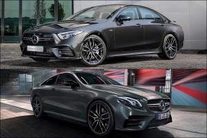 รหัสตัวแรง AMG มา 2 รุ่นรวด ! Mercedes-AMG CLS 53 4Matic+ (ประกอบในประเทศ) ราคา 5,350,000 บาท และ Mercedes-AMG E 53 4Matic+ Coupe (นำเข้าทั้งคัน) ราคา 6,990,000 บาท