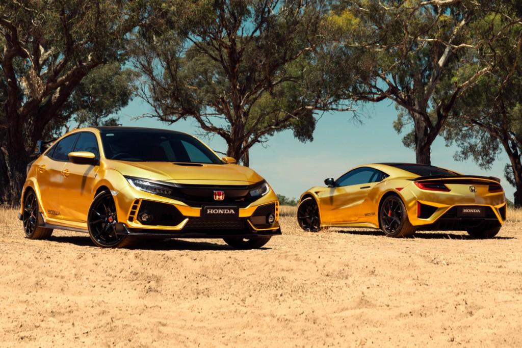 Honda ในประเทศออสเตรเลีย ฉลอง 50 ปีทองของการทำตลาด กับผลิตภัณฑ์หลากหลายสไตล์