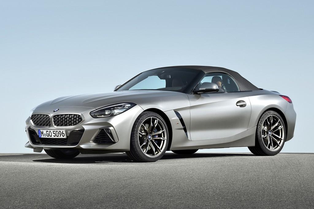 the new BMW Z4 (5)