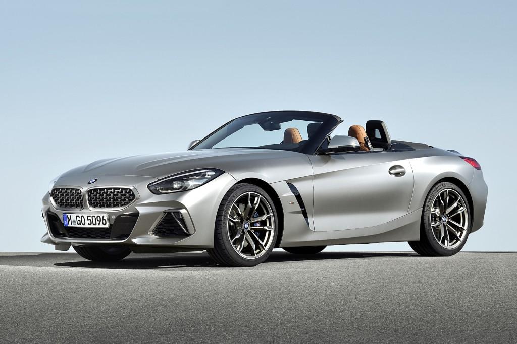 the new BMW Z4 (6)