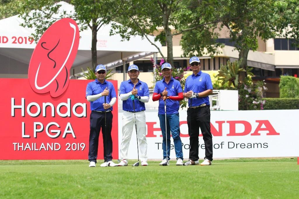 บรรยากาศกิจกรรม Honda Exclusive Golf 2019_3