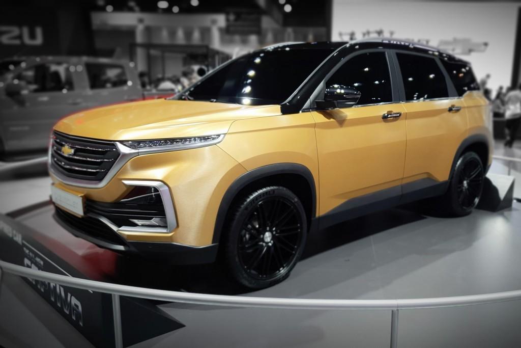 แนะนำตัวล่วงหน้า กับ Chevrolet Captiva รุ่นใหม่ !! ราคาเริ่มต้นไม่ถึง 1 ล้านบาท เจอกันช่วงกลางปีนี้ !