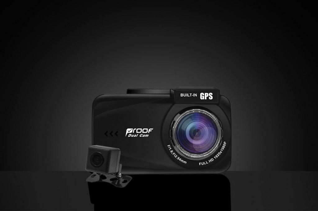 กล้องติดรถยนต์ PROOF รุ่น PF800