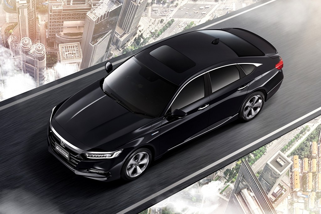 All-new Accord with Background (Front)