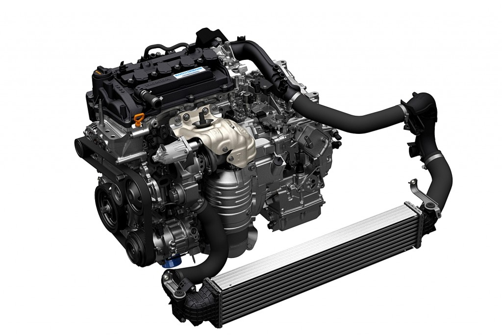 All-new Accord_1.5L Di VTEC TURBO