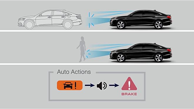 All-new Accord_Honda SENSING - CMBS