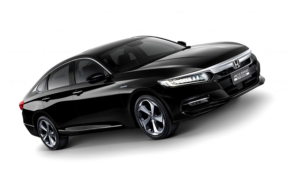 All-new Honda Accord_HYBRID