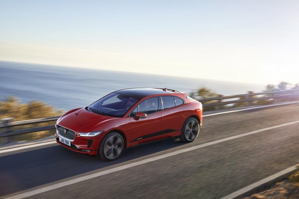 I-PACE รถยนต์พลังไฟฟ้าค่าย Jaguar เปิดตัวที่ 5.49 ล้านบาท