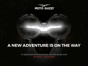 Moto Guzzi ยกทัพรถใหม่บุกงานมอเตอร์โชว์ ครั้งที่ 40