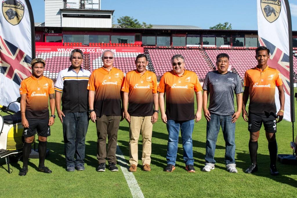 Scomadi Bangkok FC 01