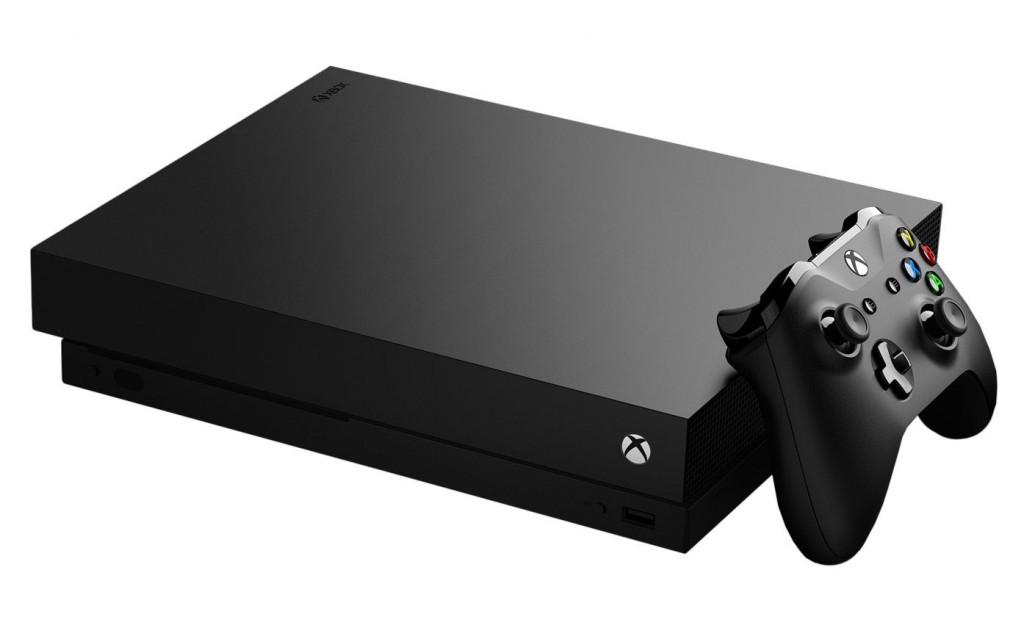 เครื่องเล่นเกม Xbox ONE X ภาพชัด สมจริง