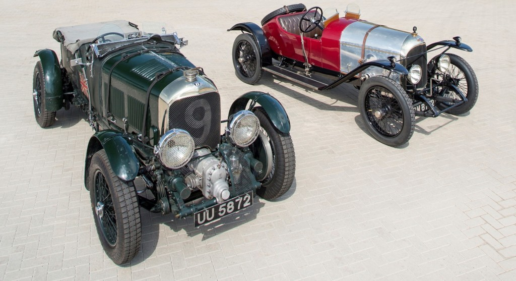 bentleycelebrates100years