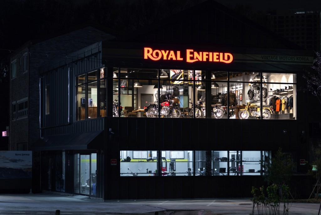 รอยัล เอนฟีลด์ เจาะตลาดเกาหลีใต้  เดินหน้ารุกเอเชียแปซิฟิคอย่างต่อเนื่อง