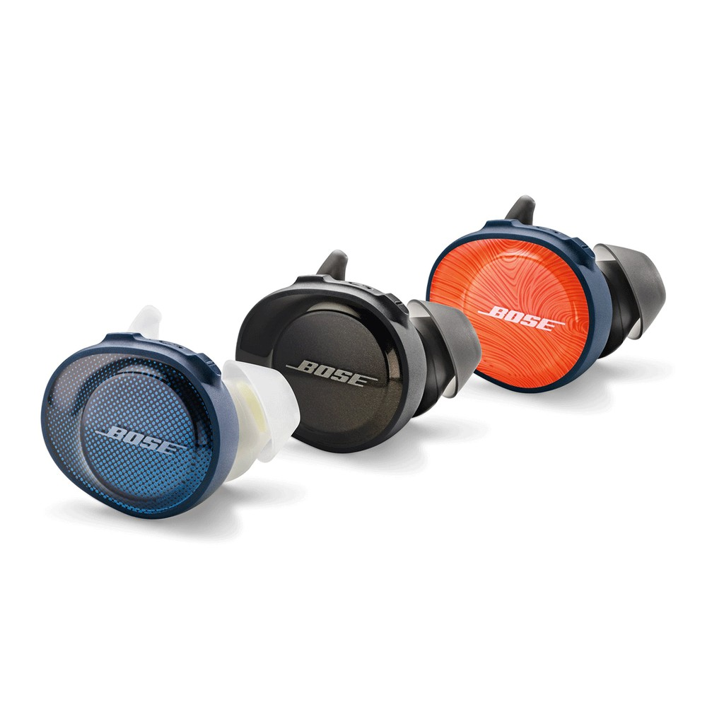 Bose SoundSport Free ฟังเพลงโปรด พร้อมลุยกิจกรรม