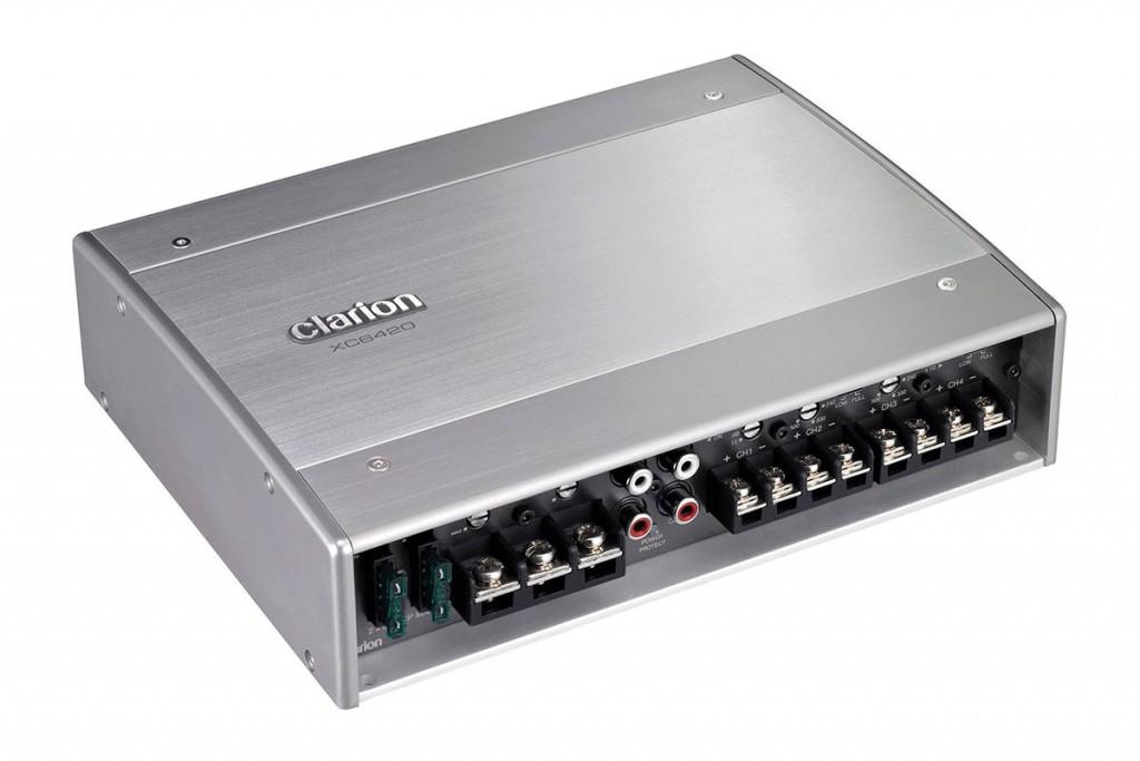 POWER AMPLIFIER CLARION รุ่น XC6420