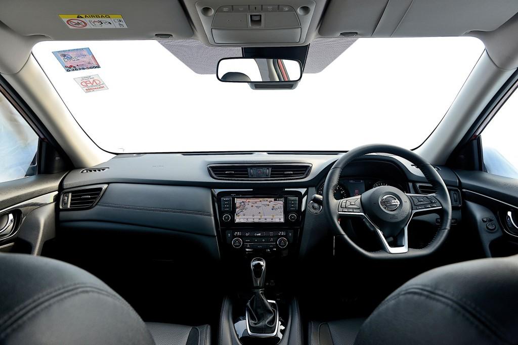 ผลทดสอบระบบเสียง OEM ใน นิสสัน เอกซ์-ทเรล 2.0 วีแอล 4WD ไฮบริด