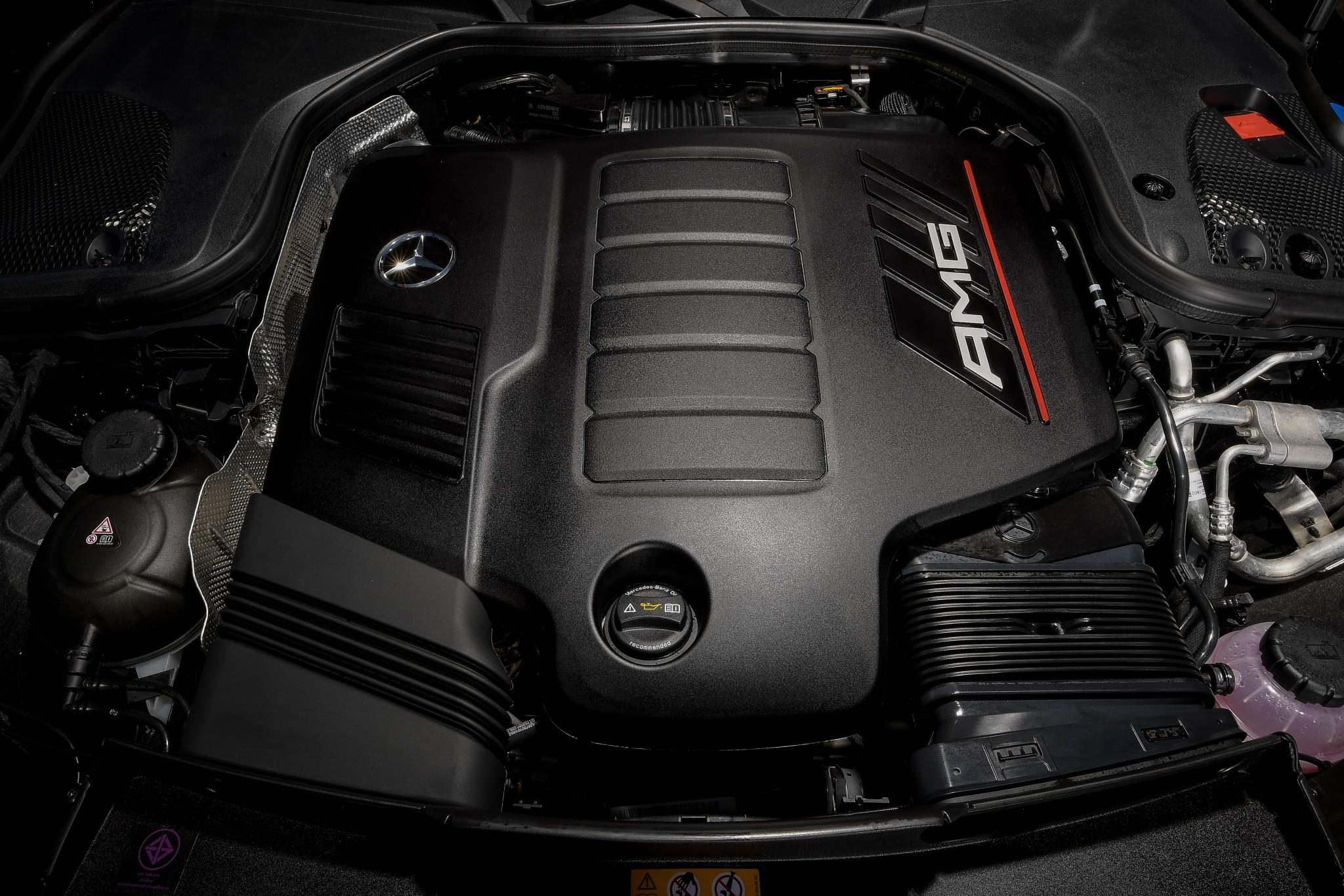 Mercedes-AMG GT 53 4MATIC+ 4-Door Coupe (Exterior) (9)