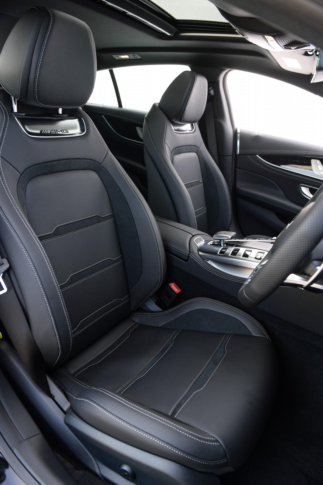 Mercedes-AMG GT 53 4MATIC+ 4-Door Coupe (Interior) (28)