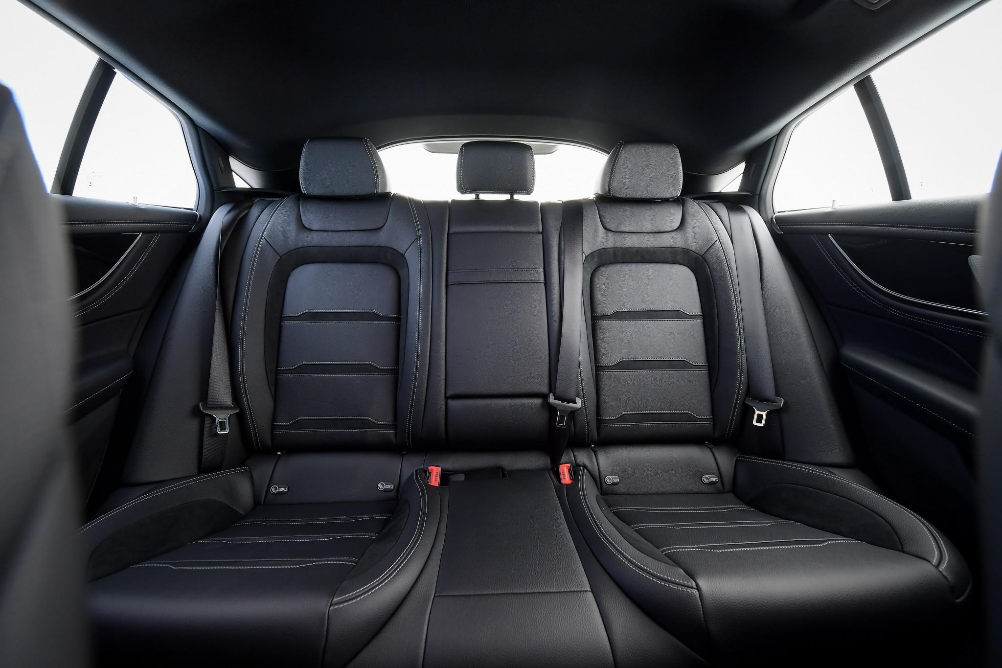 Mercedes-AMG GT 53 4MATIC+ 4-Door Coupe (Interior) (29)