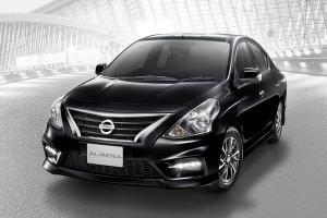 Nissan Almera 2019 แต่งแนวสปอร์ท