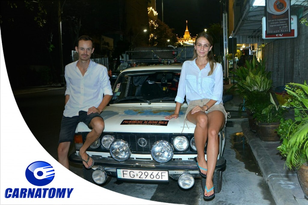 Carnatomy TV 21 เมษายน 2562 – ขับ FSO 125P เที่ยวรอบโลก