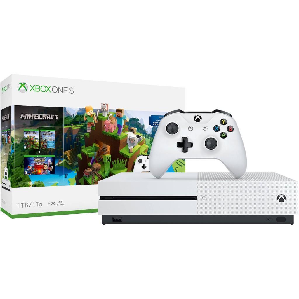 Xbox ONE S มันทั้งเกม และหนัง