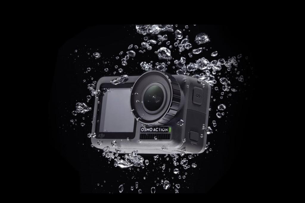 Dji Osmo Action กล้องสายลุยตัวใหม่