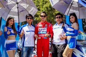 Toyo Tires Racing Car Thailand 2019 ระเบิดศึก สนามที่ 1 พิสูจน์สมรรถนะยางแข่งระดับโลก Toyo R888R