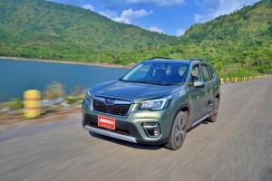 Subaru Forester 2.0 I-S สบายแบบ 5 ที่นั่ง ลุย 4 ล้อ สไตล์เจ้าป่า