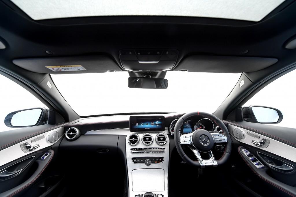 Mercedes-AMG C 43 4MATIC LOCAL PRODUCTION (Interior) (1)