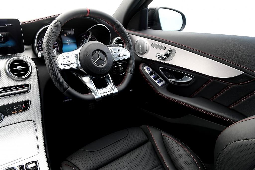Mercedes-AMG C 43 4MATIC LOCAL PRODUCTION (Interior) (5)