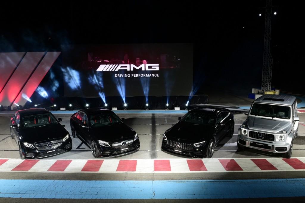 Mercedes-AMG Launch (16)