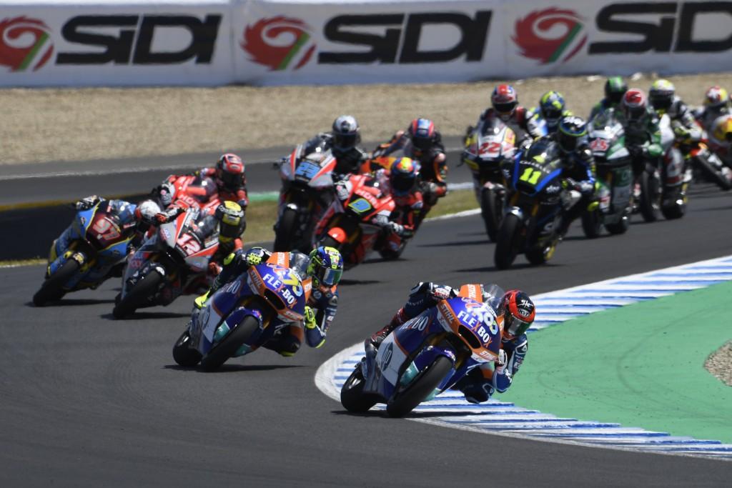 Augusto Fernandez, Spanish Moto2 Race 2019