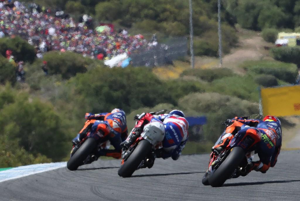 Oettll, Moto2 race, Spanish MotoGP 2019