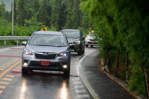 """Subaru Forester Press Trip 2019...One Day Trip """"เจ้าป่า"""" กับภารกิจพาตะลุยเขาเขียว"""