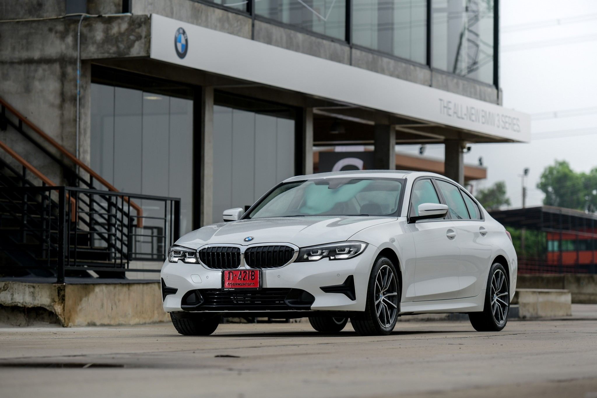 The All-New BMW 320d Sport (1)