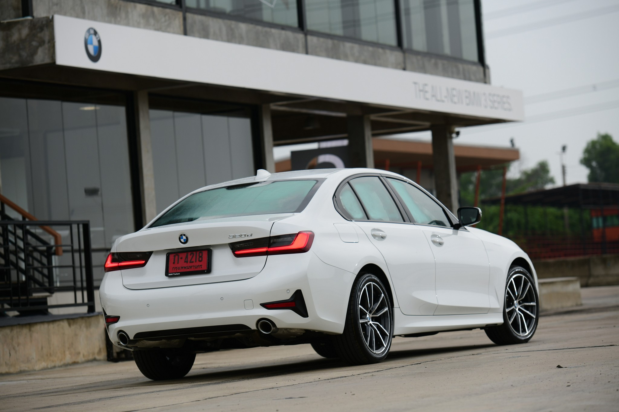 The All-New BMW 320d Sport (2)
