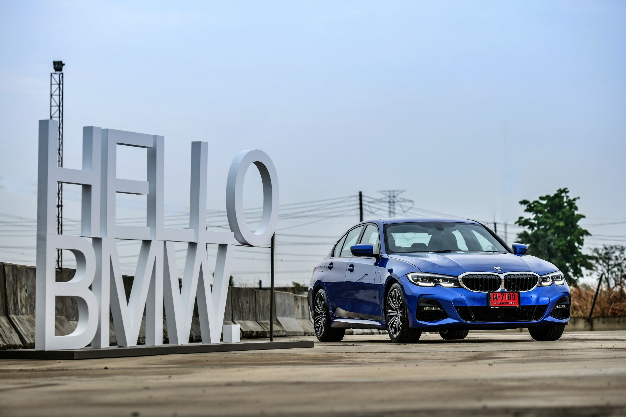 The All-New BMW 330i M Sport (1)