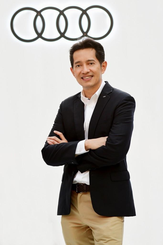 นายกฤษณะกร เศวตนันทน์ ประธานเจ้าหน้าที่บริหาร อาวดี้ ประเทศไทย