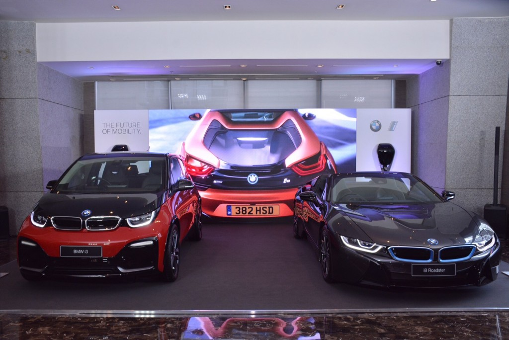 BMW จัดงาน The Future of Mobility