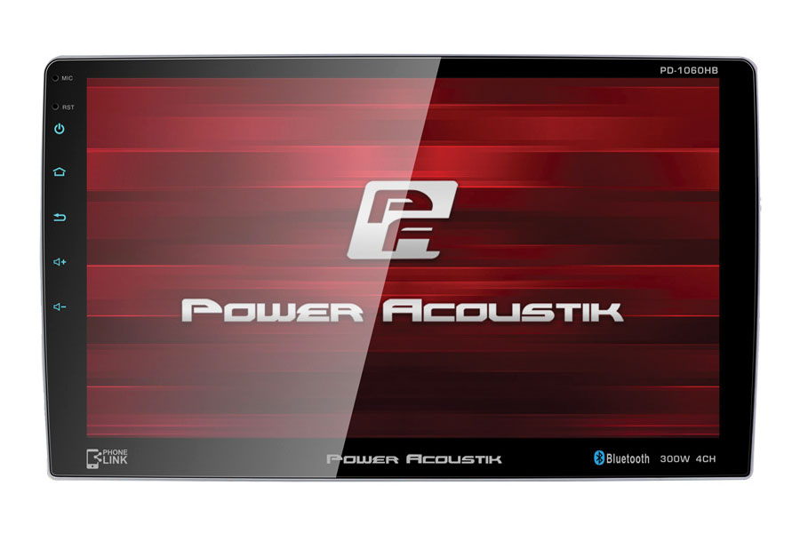 FRONTEND POWER ACOUSTIK รุ่น PD-1060HB