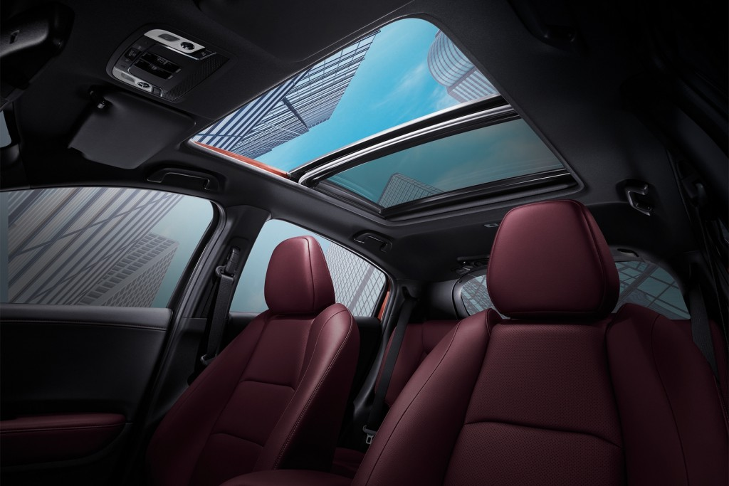HR-V Sunroof