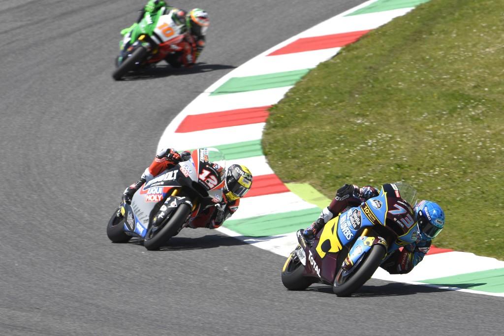 Alex Marquez, Italian Moto2 race 2019