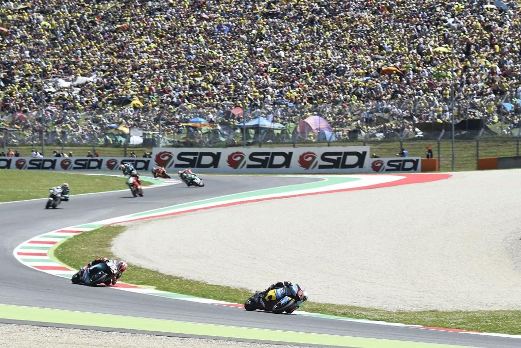 Vierge, Italian Moto2 race 2019