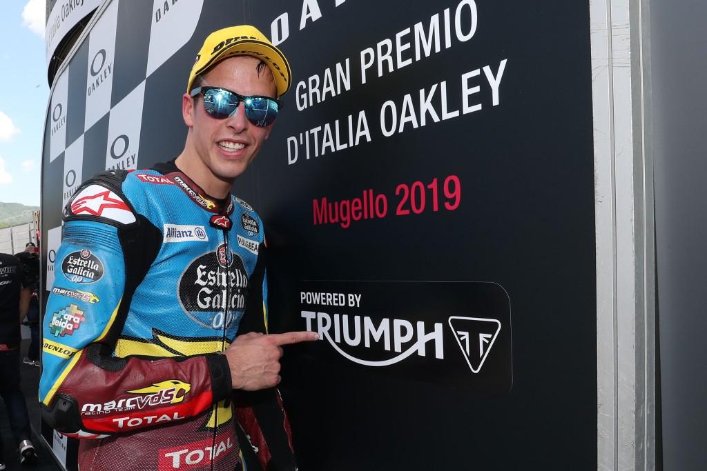 Alex Marquez, Moto2 race Italian MotoGP 2019